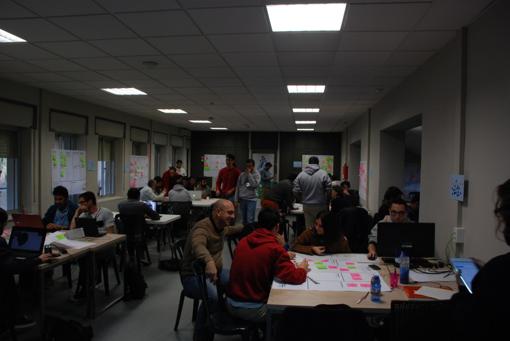 Startup Weekend, Málaga, Carbon Footprint Neutral, Huella de Carbono